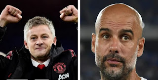 Manchester United boss Ole still hopes to beat Man City in Premier League title race