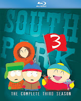 South Park Season 3 Blu-ray