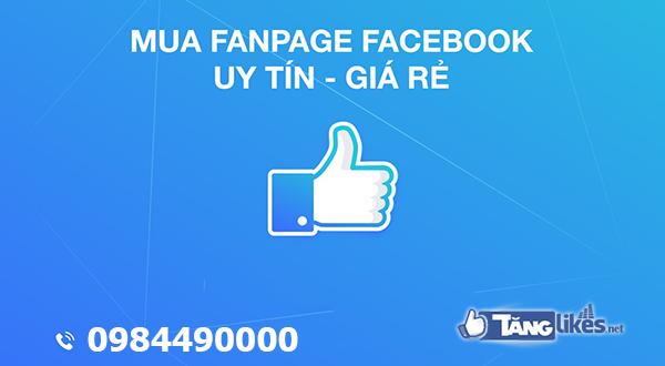 ban fanpage facebook