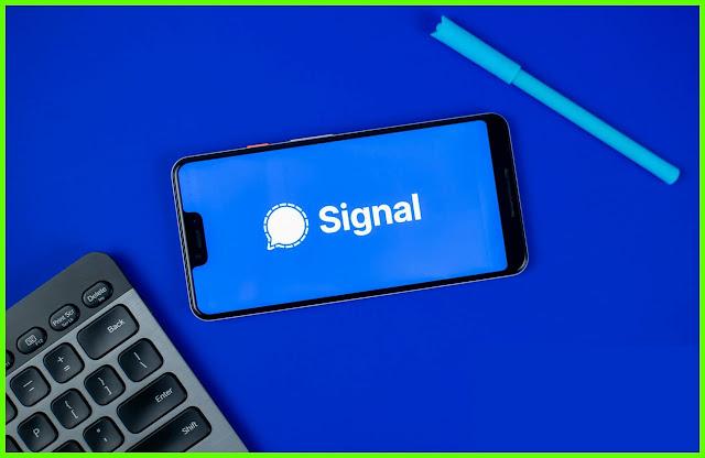 ما  سر نجاح تطبيق Signal 2021
