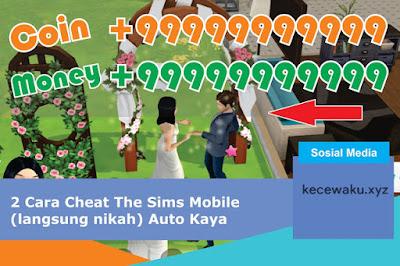 cheat the sims mobile