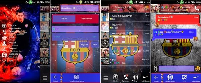 BBM MOD Barca FC