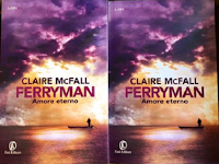 Logo Vinci gratis una delle copie della trilogia fantasy ''Ferryman. Amore eterno'' di Claire McFall