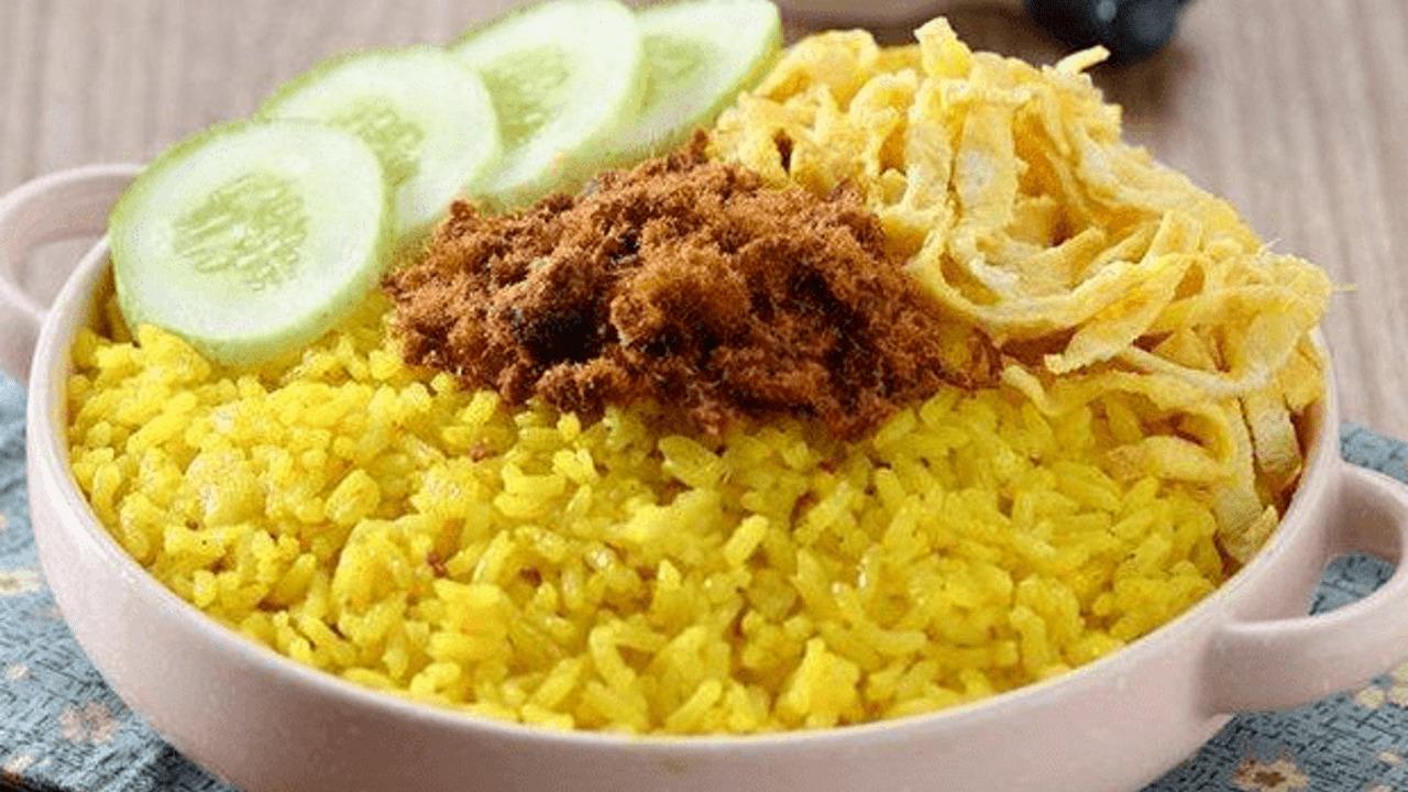 Buat Nasi Kuning Enak dengan Cara Praktis
