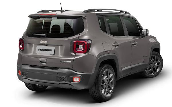 Jeep Renegade para PcD: preço parte de R$ 84.235 com descontos