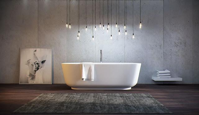 Big Bathroom Design Images