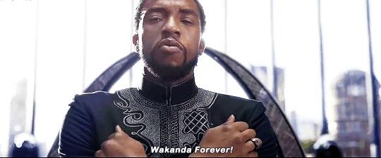 Los Avengers se despiden con dolor de su compañero de batallas, Chadwick Boseman