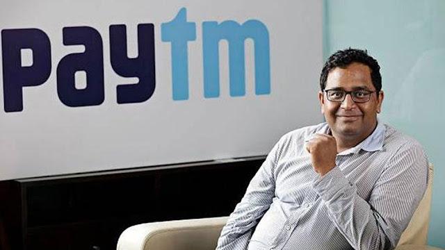 Founder of Paytm Vijay Shekhar Sharma Biography in Hindi
