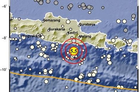BMKG: Banyak Bangunan Rusak Gempa Bumi Di Malang Karena Tak Standar