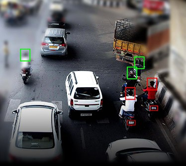 AI Cameras and No Helmet Detection Systems to be installed on Roads to Detect helmetless riders