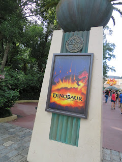 Dinosaur Poster Disney World