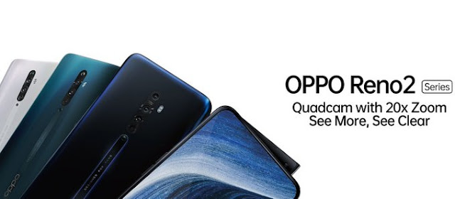OPPO launched Reno 2 series phones in India