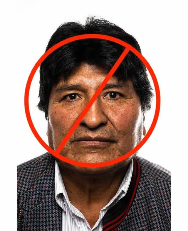 La Sala Penal Tercera de La Paz inhabilitó a Evo Morales como candidato al Senado