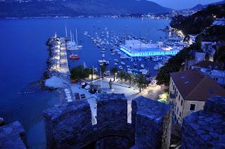 Berth reservation in port of Herceg Novi