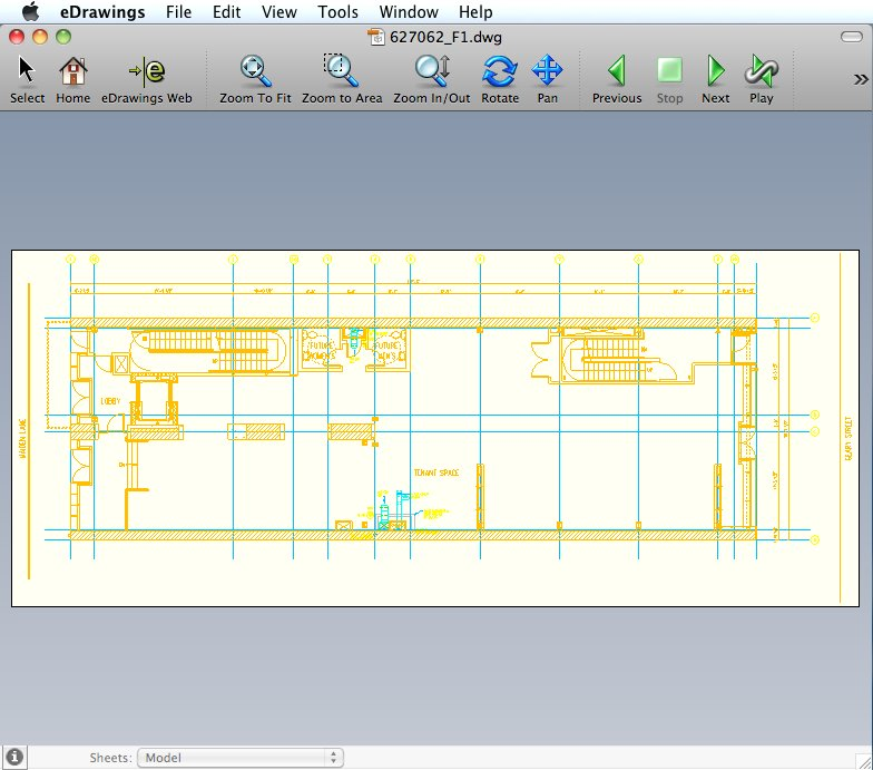 Open and Print CAD DWG Files without AutoCAD on Mac | Mai's Atelier