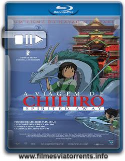 A Viagem de Chihiro Torrent – BluRay Rip 720p e 1080p Dual Áudio (2001)