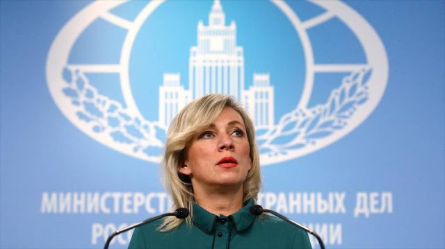 """Rusia tacha de """"falsa"""" acusación de EEUU sobre nuevo coronavirus"""