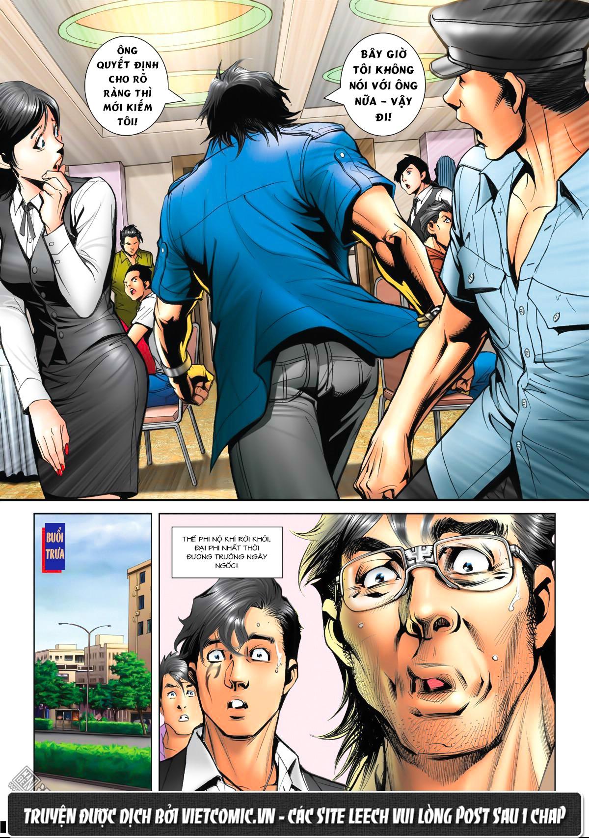 Người Trong Giang Hồ NetTruyen chap 1538 - Trang 8