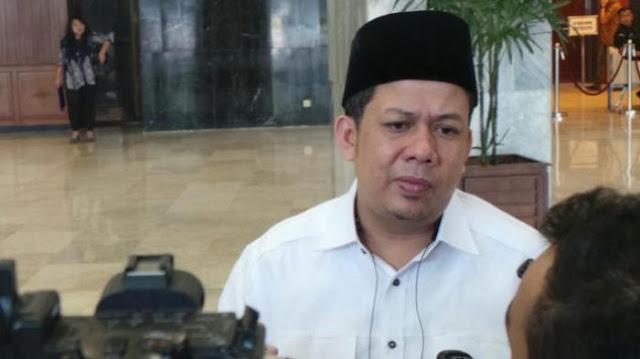 """Dilaporkan Ke Polisi Lantaran Share Berita Hoax """"Tersangka MCA Ahoker"""" Dari Jawa Pos, Begini Komentar Fahri Hamzah"""