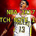 2K17 Patch 1.06 Notes [FOR 2K17]