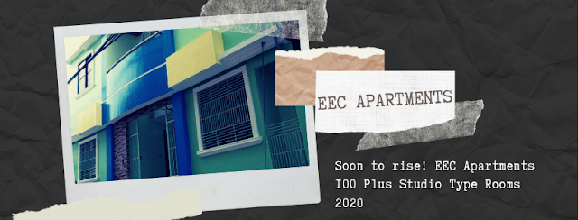 Soon to rise! EEC Apartments 100 Plus Studio Type Rooms 2020
