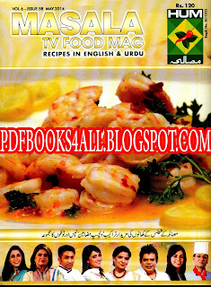 Free Download Masala Food Magazine November 2015 Edition