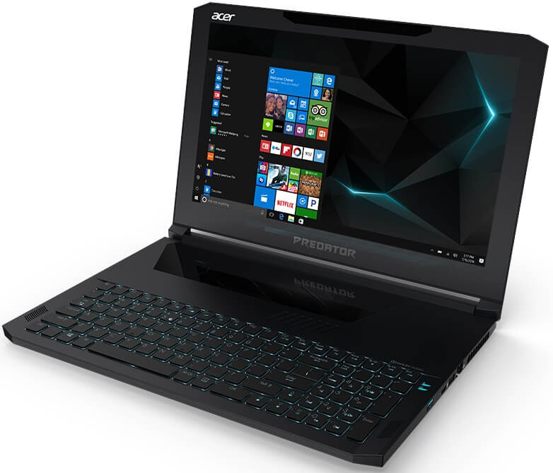Acer Unleashes Predator Triton 700 Gaming Notebook