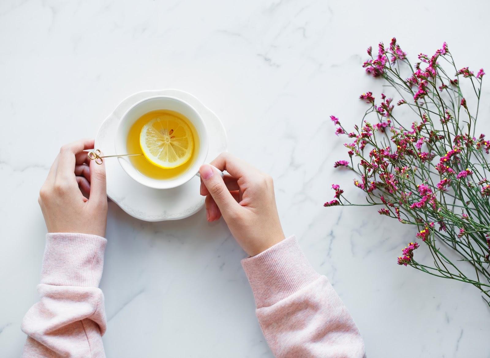 5 cytatów o herbacie