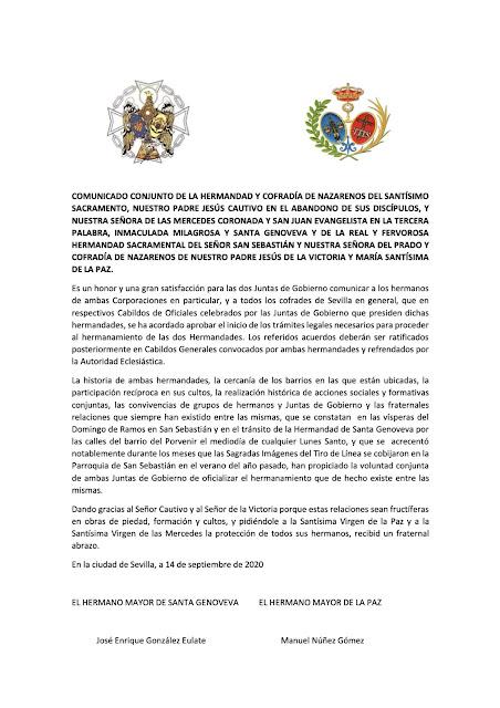 http://eldiariocofrade.org/las-hermandades-de-santa-genoveva-y-de-la-paz-acuerdan-iniciar-los-tramites-para-su-hermanamiento/