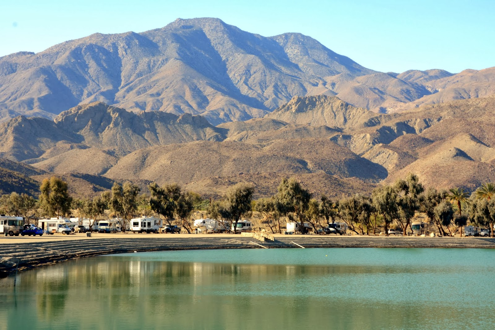 Stillhowlyntravels Our Week At Lake Cahuilla