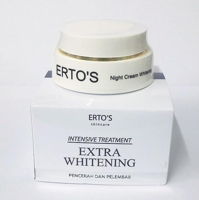 Paket Ertos Whitening Series