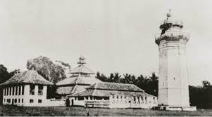 Mesjid Agung lama Banten