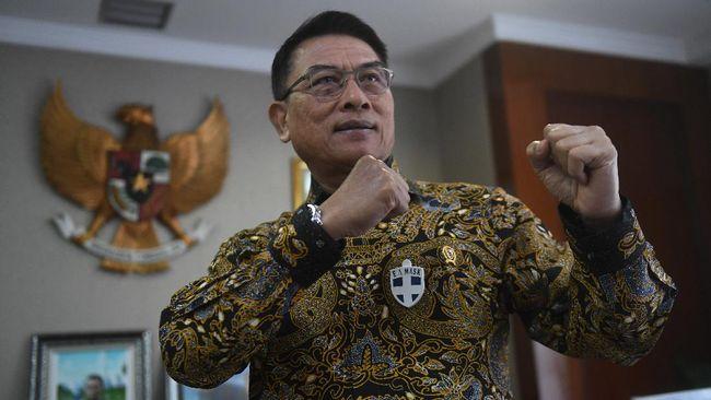Soroti Sikap & Kebiasaan Moeldoko, Demokrat: Dia Tak Menghormati Jokowi Sebagai Presiden, Gak Bisa Dibiarkan!