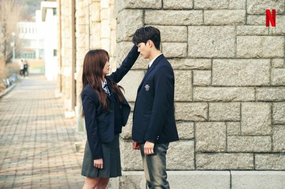 Review Drama Korea Love Alarm : Song Kang, Kim So Hyun
