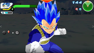 NEW!! DBZ Tenkaichi Tag Team MOD BT3 ISO Para Android+[ DOWNLOAD]