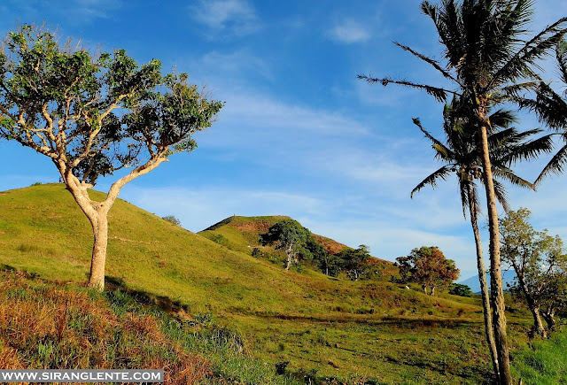 trails of Mt. Gulugod Baboy
