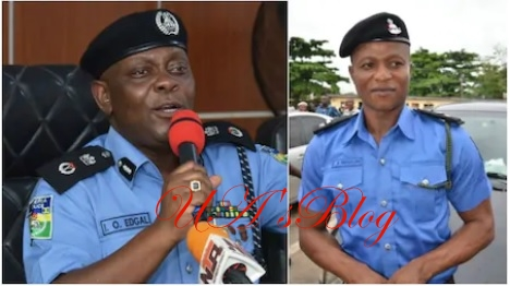 Lagos CP reveals identity of policeman alleged to have N2bn in his account, declares lady behind mask wanted