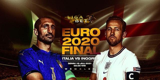 PREDIKSI PARLAY ITALY VS ENGLAND