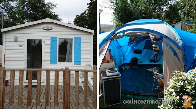 camping bungalows eurodisney paris disneyland francia