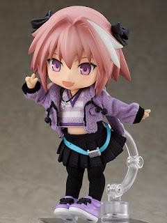 "Nendoroid Doll Rider of ""Black"": Casual Ver."