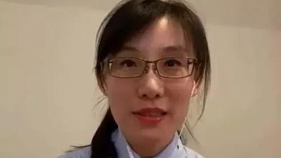 Dr Li--Ahli Virus China-- Kabur ke AS: Virus Corona Buatan Militer China