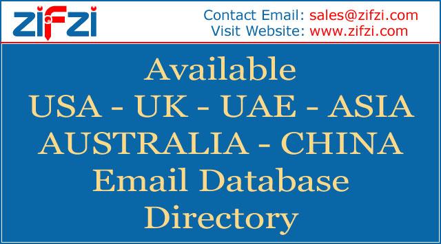 internationalemaillinglistsdatabase: International B2C email