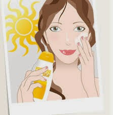 imagem proteção solar