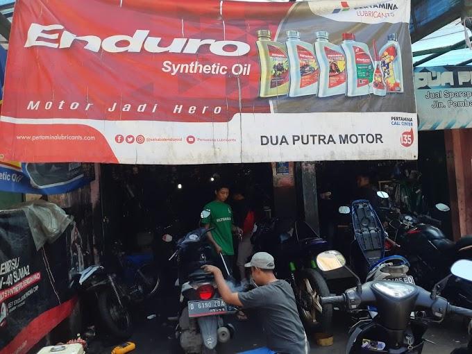 """Enduro Oli Motor Matic Masa Kini  """"Motor Jadi Hero"""""""