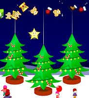Here is a #StrategyGame by #DailyFreeGames called Christmas Thr33s! #ChristmasGames