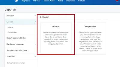 Proses Cara Transfer Dana Paypal ke Akun Rekening Bank