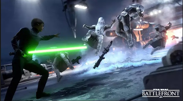 Beta Version Of Star Wars Battlefront 2 Multiplayer WIll Be Available in October
