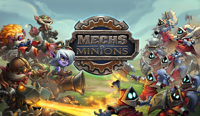 League of Legends, Mechs vs Minions