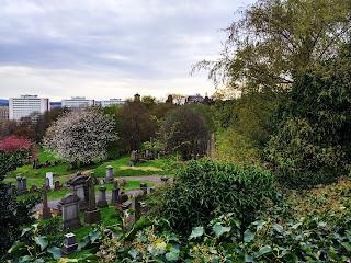 cementerio glasgow necropolis