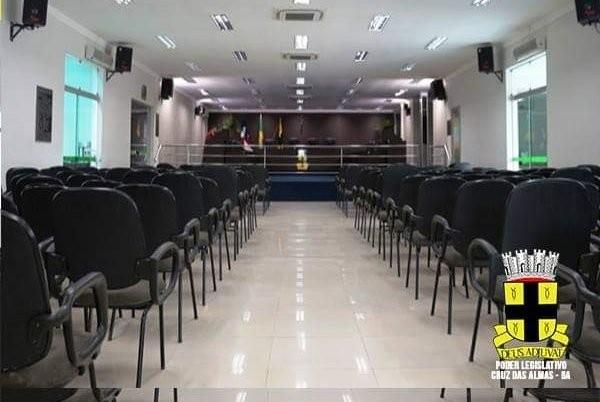 Após votações de emendas, vereadores de Cruz das Almas terminam sessões de madrugada